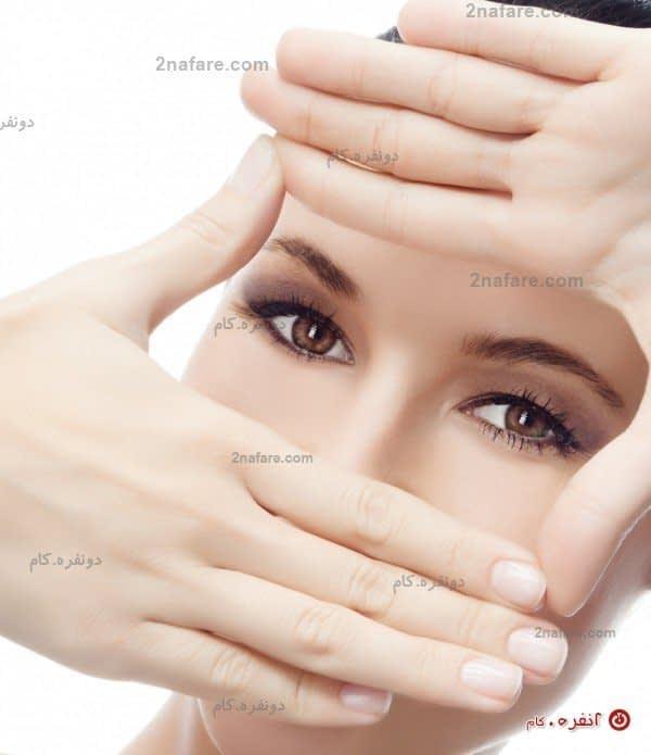 روش های درمانی برای تیرگی دور چشم