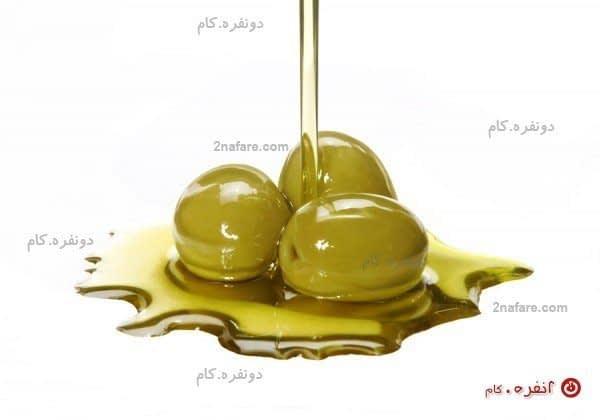 روغن زیتون برای پوست خشک