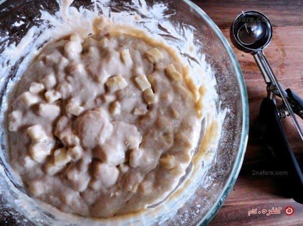 طرز تهیه شیرینی سیب و دارچین