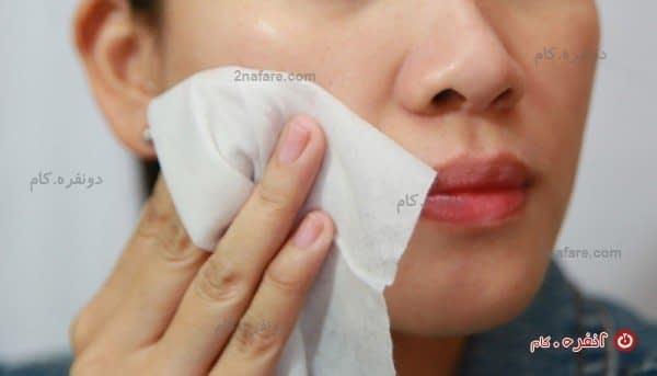 ماسک های طبیعی برای پوست-خشک