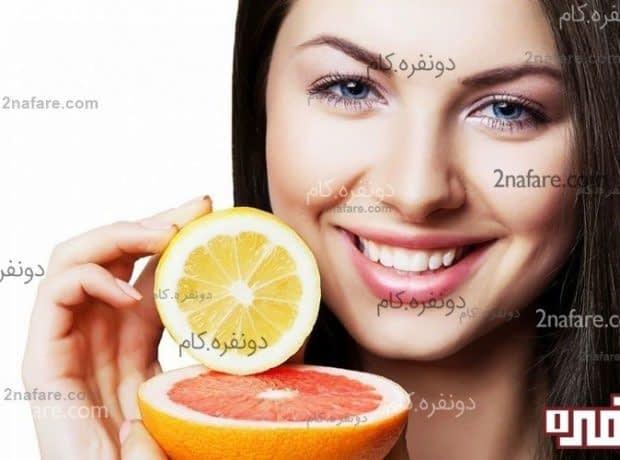 خواص میوه ها برای جوان ماندن پوست