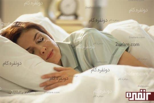 خواب کافی و نشاط پوست