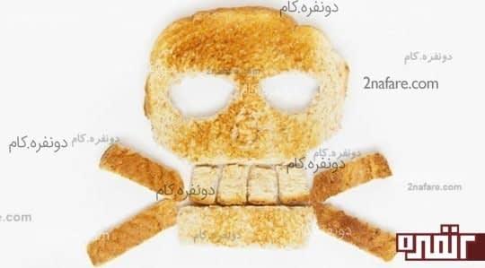 رژیم بدون گندم