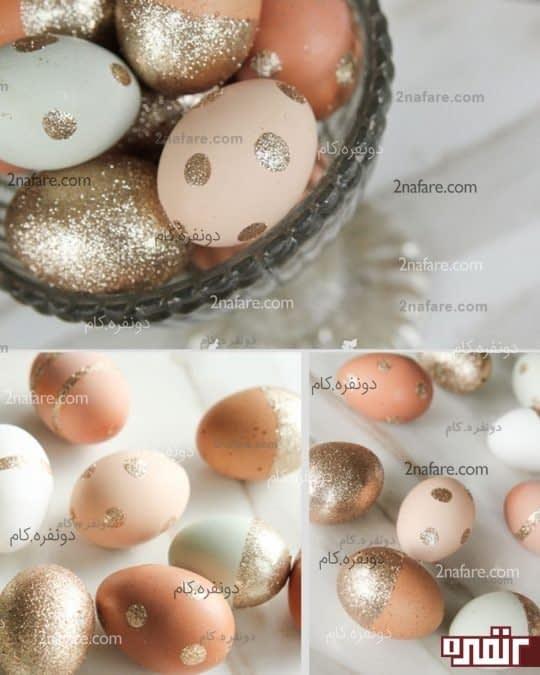 تخم مرغ های اکلیلی