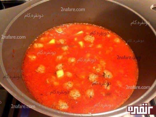 طرز تهیه خوراک کله گنجشکی