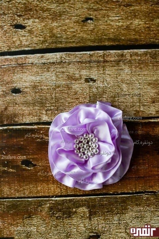 گل زیبا برای کادو پیچ