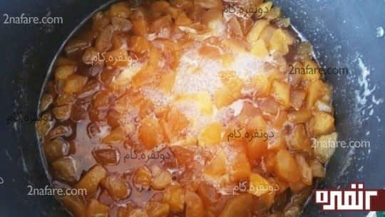 مربای سیب