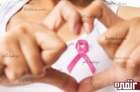 نشانه های سرطان پستان