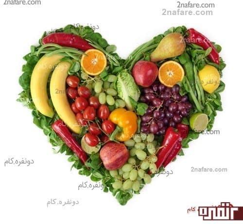 عادت های خوراک خوردن سالم