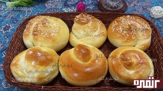 نان نارگیلی