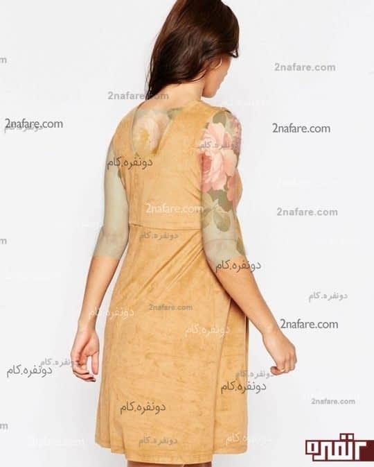 مدل زیبای لباس بارداری