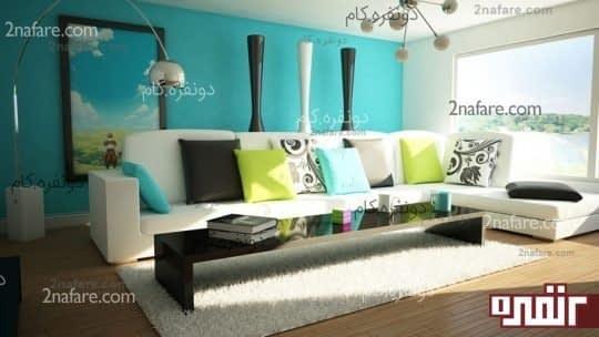 ایجاد تغییراتی کوچک در مبلمان منزل