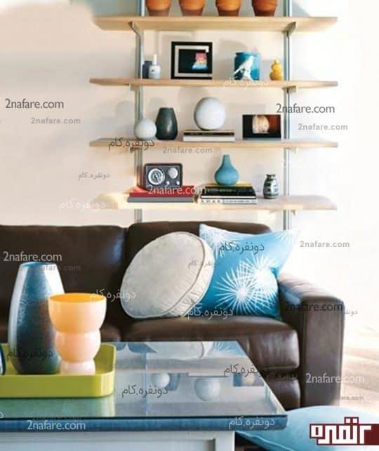 قفسه های قابل جابه جایی و نگهداری وسایل