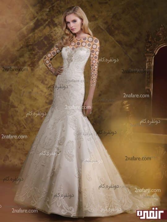 لباس عروس جدید 2015