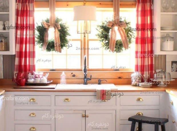 نکات کاربردی در انتخاب پرده ی آشپزخانه
