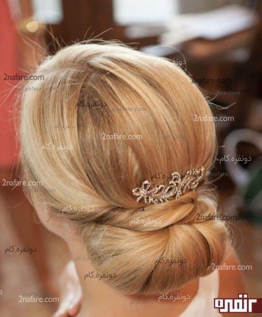 مدل موهای مجلسی و زیبا