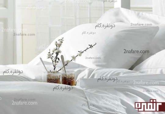 مکان خواب راحتی را برای خودتان فراهم کنید
