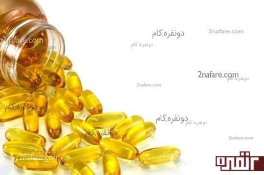 ویتامین E بسیار مفید برای کوتیکول ناخن ها