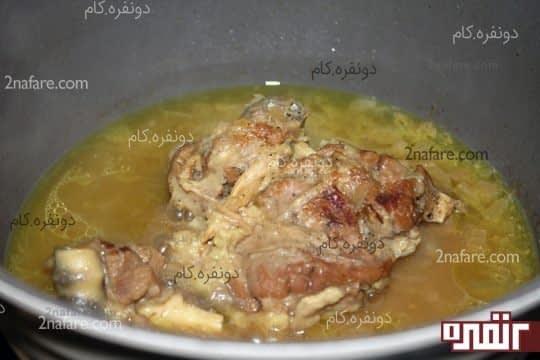 خوراک گوشت مجلسی