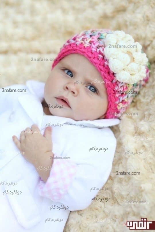 کلاه زیبای دخترانه
