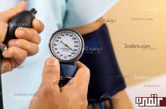 افزایش فشار خون