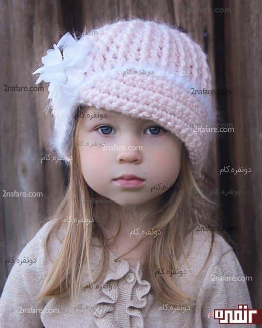 مدل جدید کلاه دخترانه