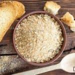 طرز تهیه آرد سوخاری (پودر نان)