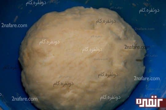 خمیر پیراشکی