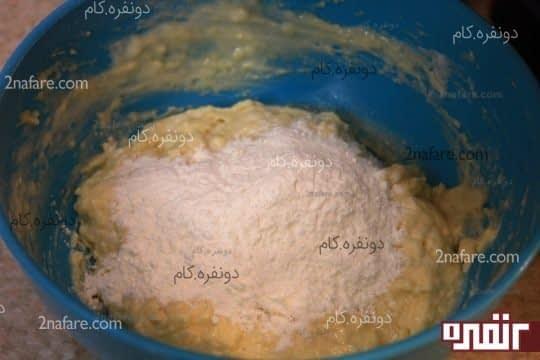 طرز تهیه خمیر پیراشکی