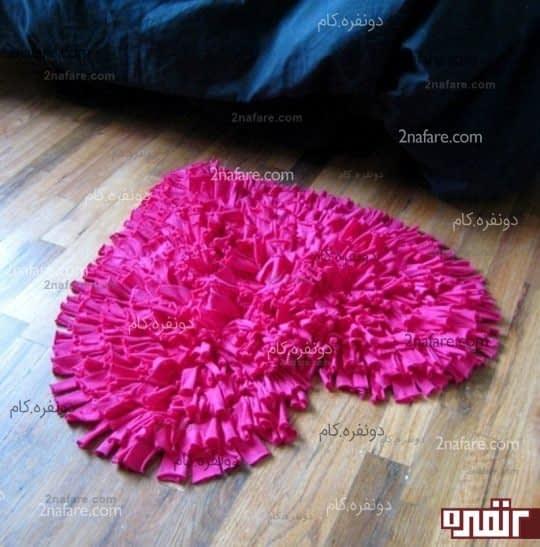 فرش پارچه ای