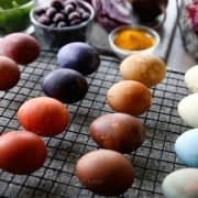 تخم مرغ رنگی برای هفت سین