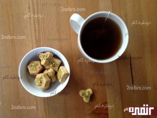 شیرینی نخودچی برای عید