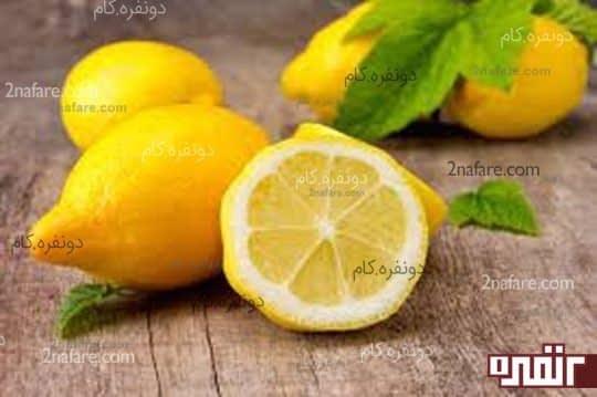 لیمو مناسب برای درمان کک و مک