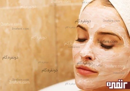 ماسک جوش شیرین