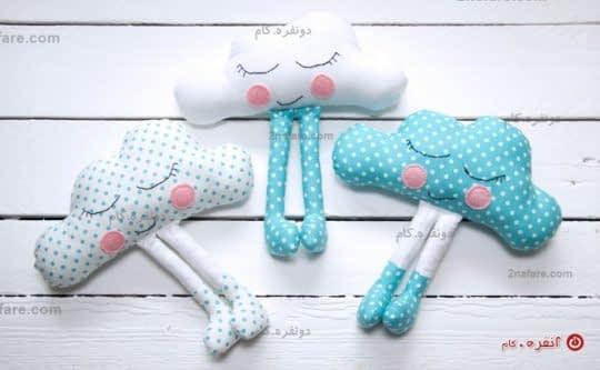 عروسک های ابری