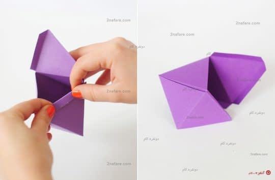 روش ساخت جعبه کادو هندسی
