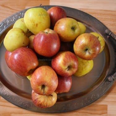 سیب برای سرکه سیب