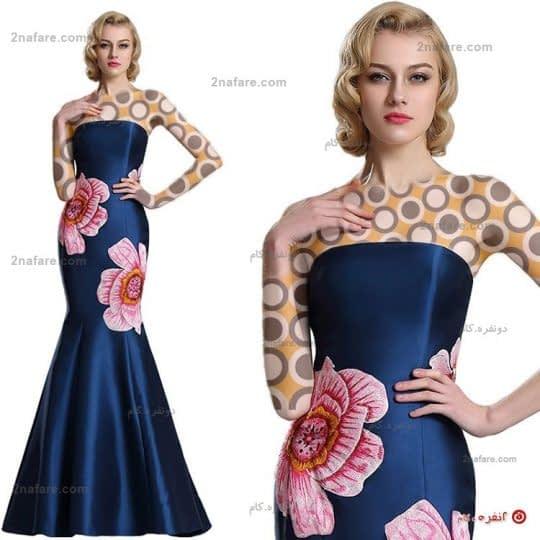 مدل لباس بلند مجلسی