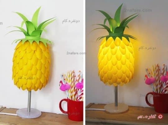 چراغ خواب آناناس