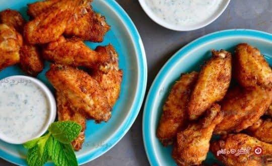 بال مرغ مراکشی