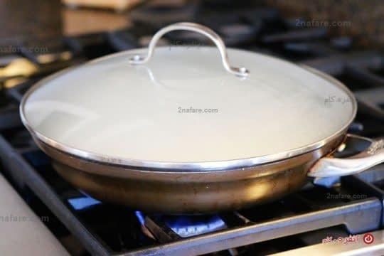 پختن پاستا