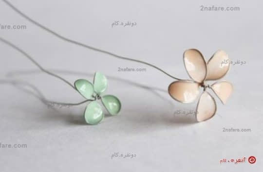 گل های تاج