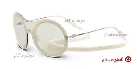 عینک گرد