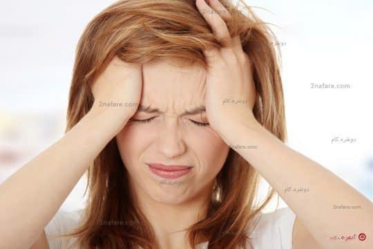 کنترل سر درد