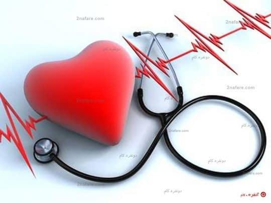 علایم افزایش فشار خون