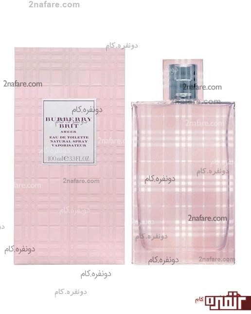 Burberry Brit Sheer