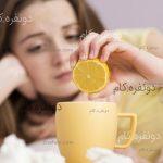 در ابتدای سرماخوردگی شربت عسل و آبلیمو بنوشید