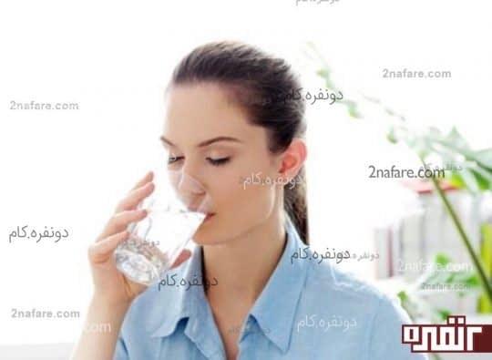 فواید نوشیدن آب هر روز صبح ناشتا