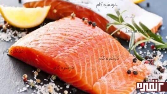 مصرف ماهی در افراد دیابتی