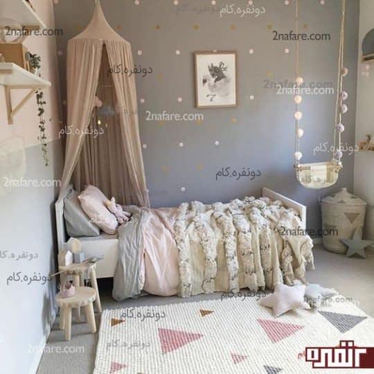 فضای خواب در اتاق کودک